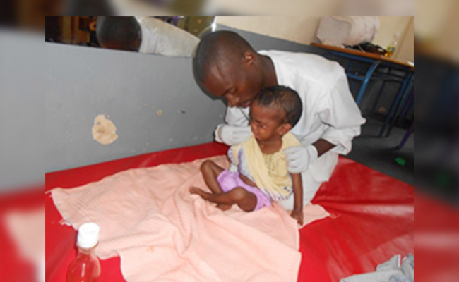 Cerebral Palsy Unit Nairobi