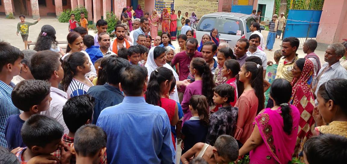 Spreading the Message of Tirthankar Mahavir